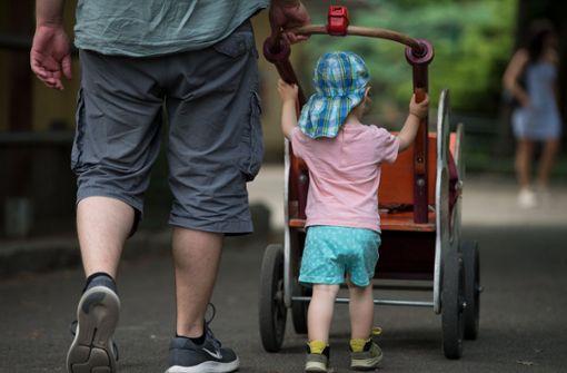 Junge Väter ticken anders