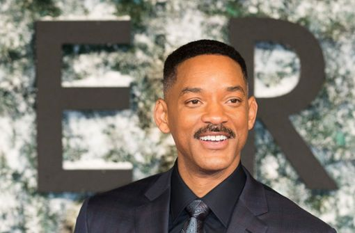 Will Smith wird blauer Dschinni