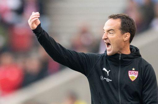 So liefen die VfB-Spiele rund um die letzten zehn Trainerwechsel