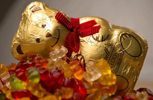 Schokoladebären sind rechtens