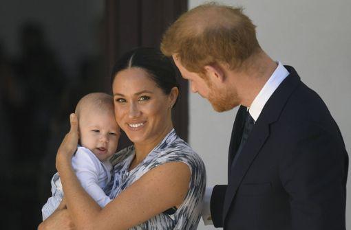Der kleine Prinz ohne Prinzentitel – Archie wird zwei