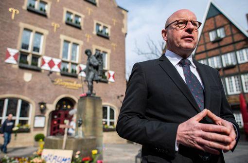 Oberbürgermeister Lewe: Innenstädte nicht verbarrikadieren