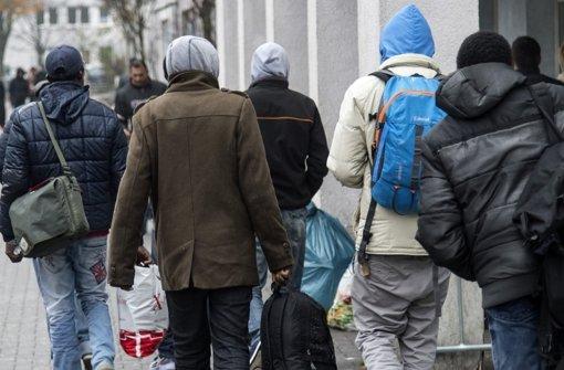 Asylunterkunft  im Sommer    bezugsfertig