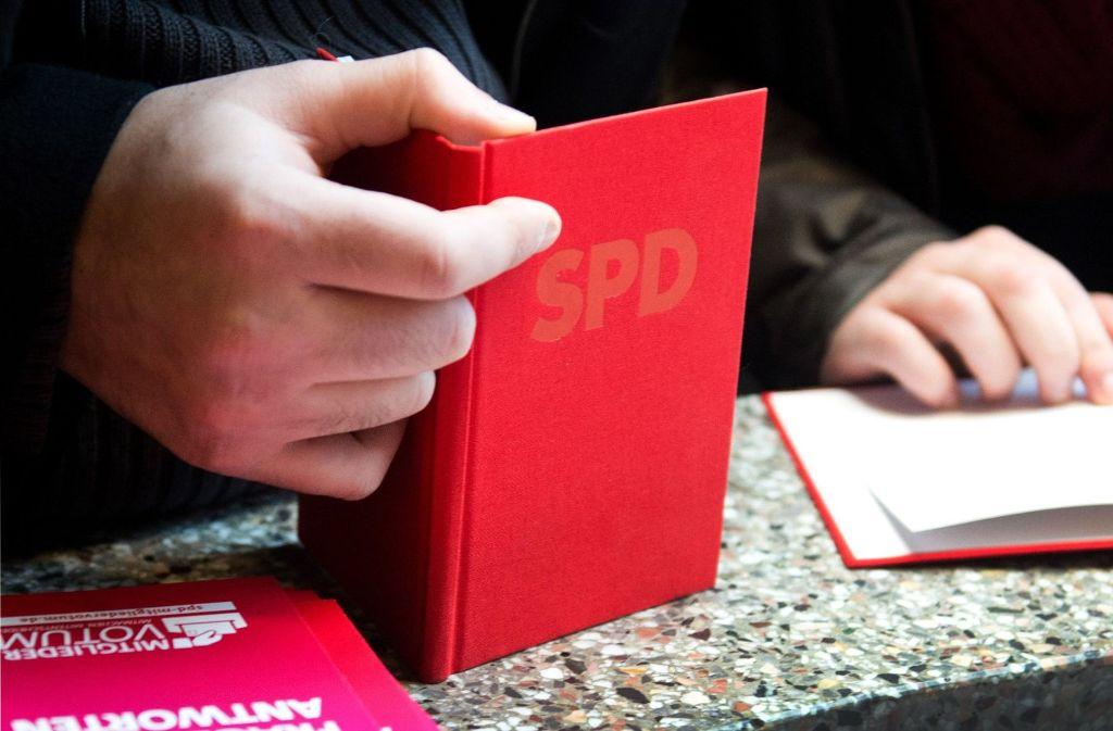 Die Zahl der Neumitglieder ist im vergangenen Jahr bei den Parteien in Baden-Württemberg gestiegen. Die Gesamt-Mitgleiderzahlen gehen teilweise jedoch weiterhin zurück. Foto: dpa