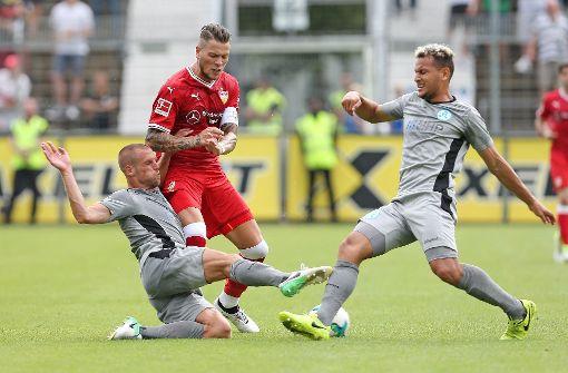 Stadtderby endet Unentschieden