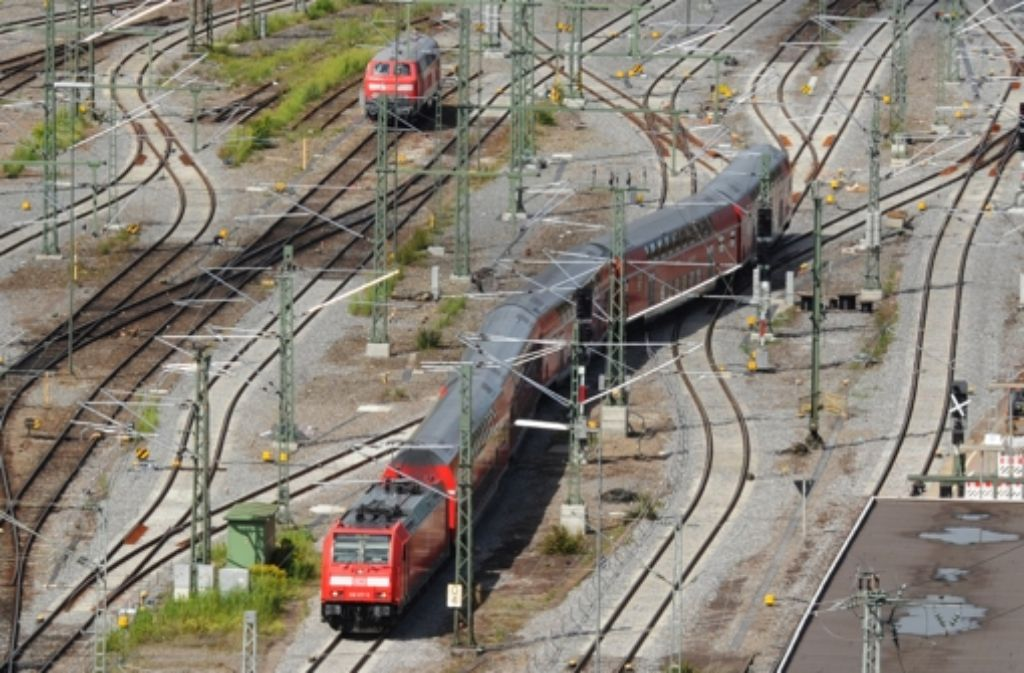 Von 2019 an soll die  DB Regio  weniger Strecken im Land bedienen als bisher. Foto: dpa