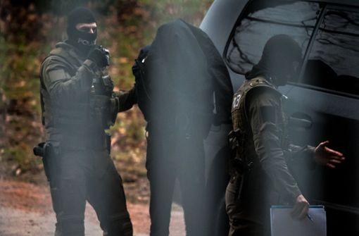 Behörden: Zahl der Gefährder in Baden-Württemberg steigt