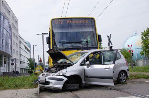 Neue Ampeln sollen Unfälle mit Stadtbahnen reduzieren
