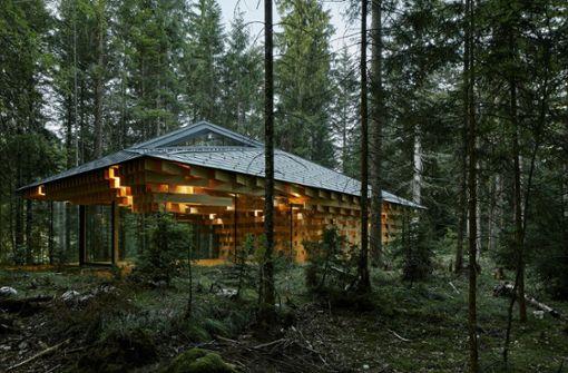 Dieses Holzhaus heilt die Seele