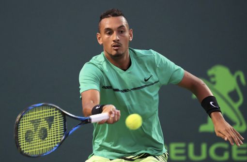 Tennis-Profi rastet aus und wird nach Stuhlwurf disqualifiziert