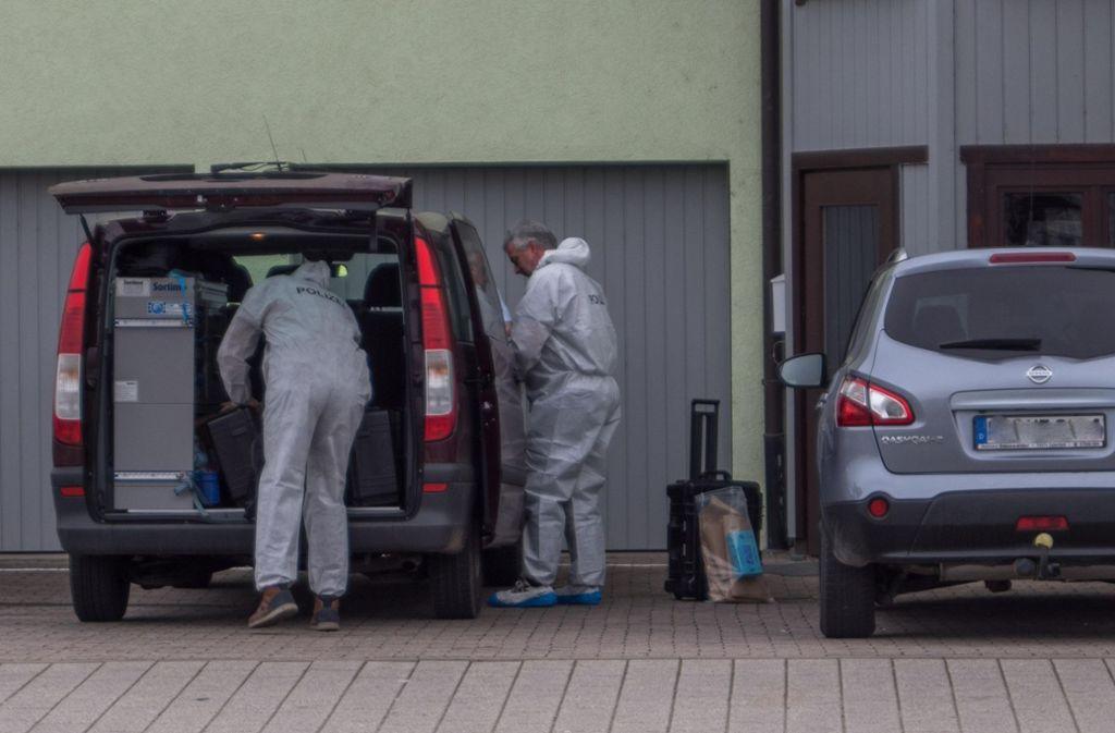 Die Polizei ermittelt in einem rätselhaften Todesfall. Foto: 7aktuell.de/Franziska Hessenauer