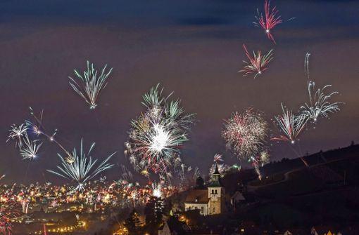 Feuerwerk an der   Grabkapelle verboten