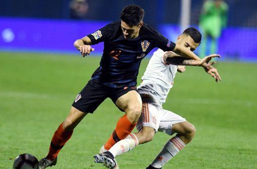 Kroatien gelingt Last-Minute-Sieg gegen Spanien
