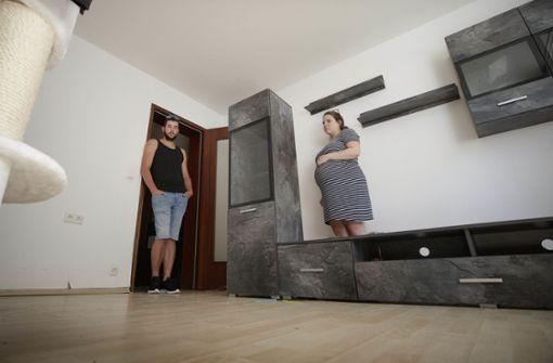 Fäkalien-Fontäne trübt Familienglück