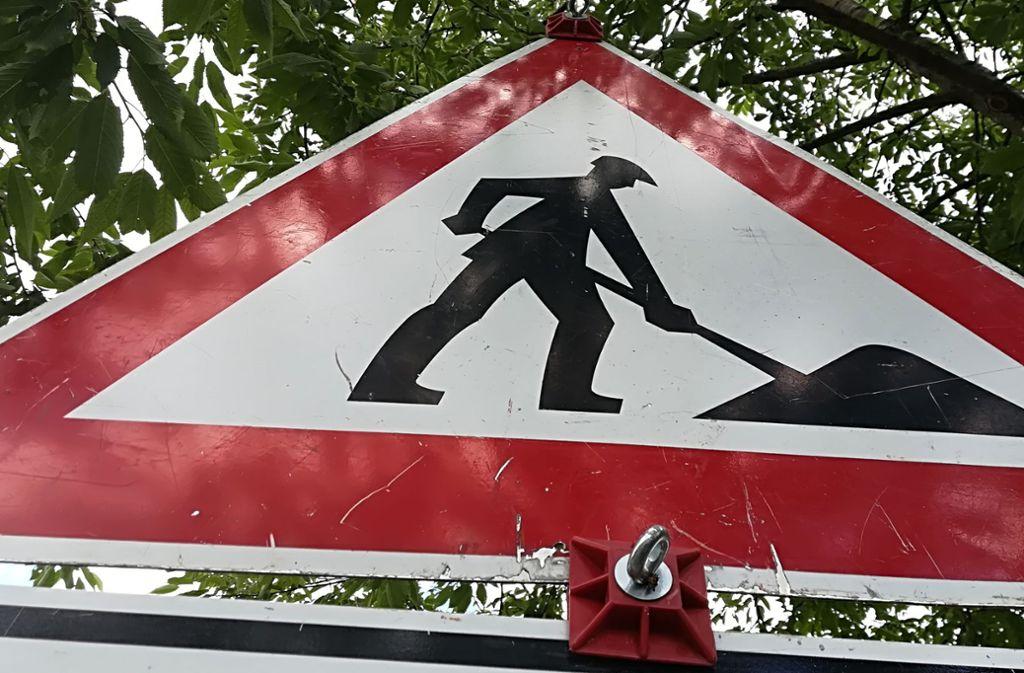 Dieses Schild ist für Autofahrer oft ein rotes Tuch. Foto: Judith A. Sägesser