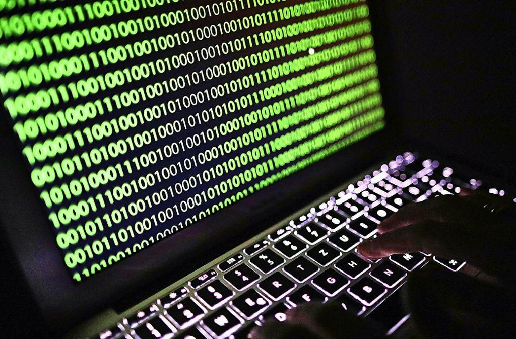 Bei der Cyber-Kriminalität gibt es eine hohe Dunkelziffer an Straftaten, die der Polizei nicht zur Kenntnis gelangen. Foto: dpa