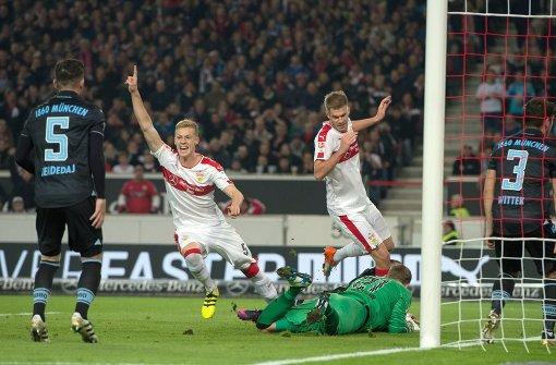VfB Stuttgart erlegt die Löwen
