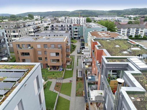 Tübingen schreibt energetisches Bauen vor
