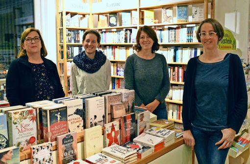 Wie behauptet sich ein kleiner Buchladen?