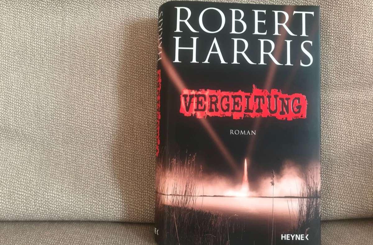 Der neue Thriller von Robert Harris spielt in der Endphase des Zweiten Weltkriegs. Foto: Lukas Jenkner