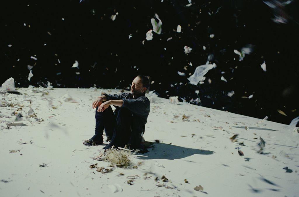"""Thom Yorke von Radiohead in dem fantastischen Film """"Anima"""" Foto: Netflix"""