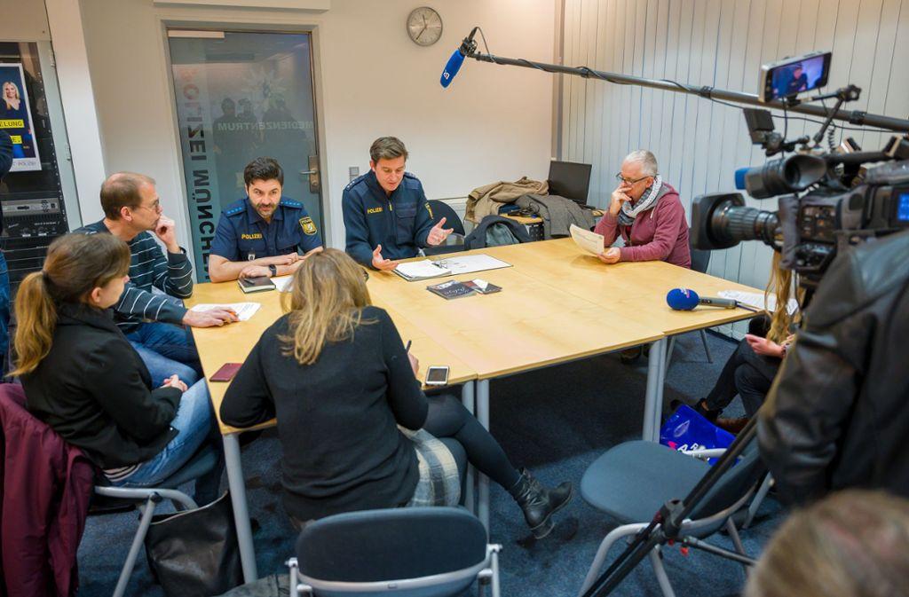 Im Fall des Münchner Findelkinds werden neue Details bekannt. Foto: dpa/Peter Kneffel