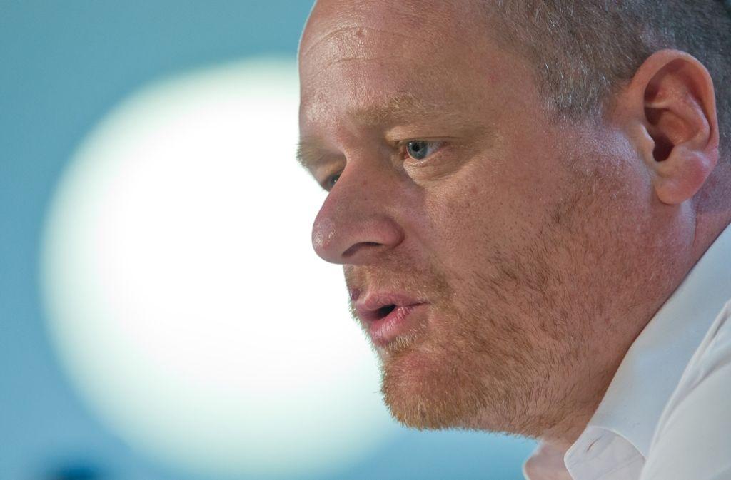 Bernd Schlömer, Ex-Pirat, hat eine neue politische Heimat gefunden: die FDP. Foto: dpa