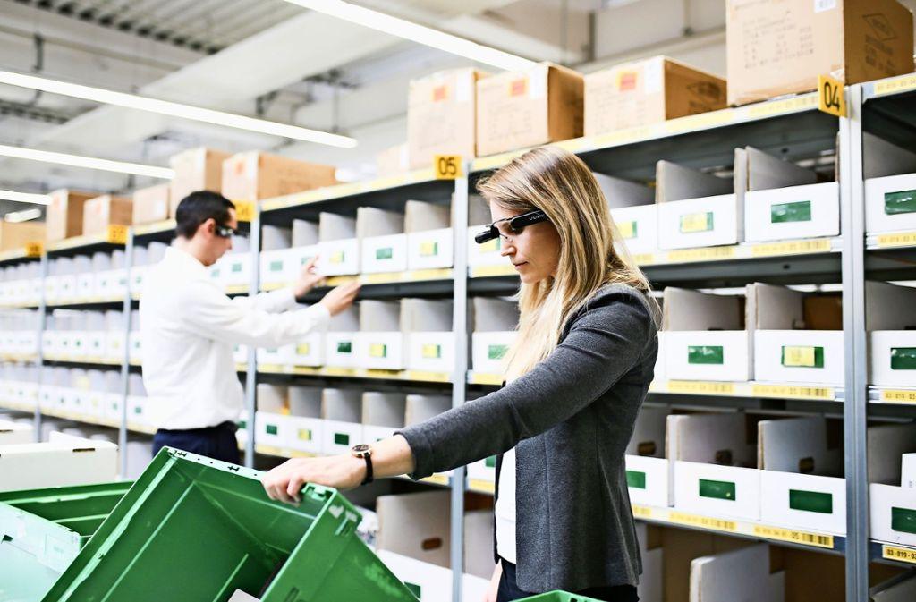 In Neckarsulm betreibt Bechtle ein Logistikzentrum. Foto: Bechtle