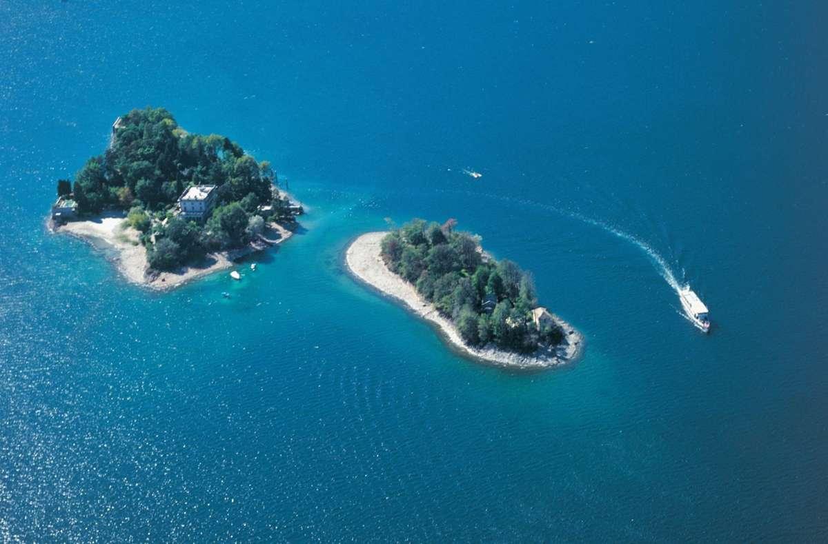 Ein Hauch Karibik auf dem Lago Maggiore  Foto: Tessin Tourismus/ Alfonso Zirpoli