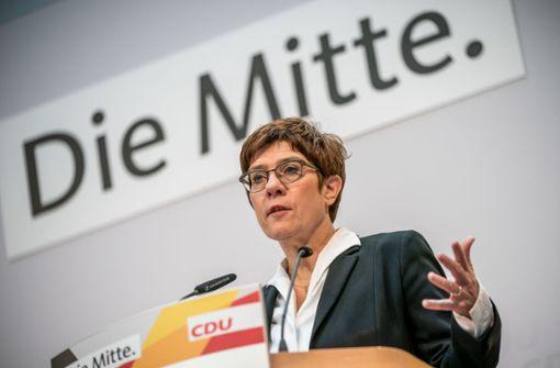 Zu viele  Hüter der reinen Lehre in der CDU