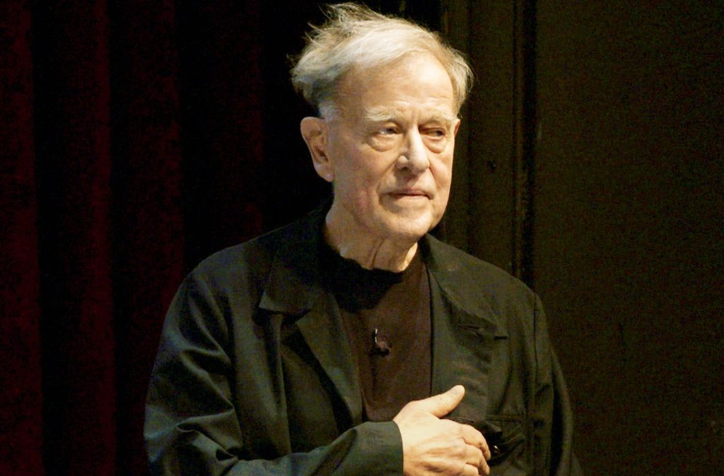 Genialer Polemiker: der Theatermann Claus  Peymann Foto: SWR