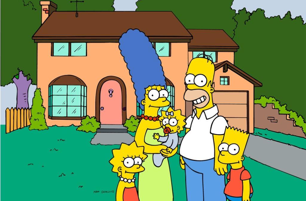 """Der Simpsons – Drehbuchautor Kevin Curran (""""The Simpsons"""") ist mit 59 Jahren in Hollywood an den Folgen seiner Krebserkrankung gestorben. Foto: AP"""