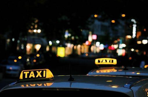 Lieber im Taxi weinen als im Uber?
