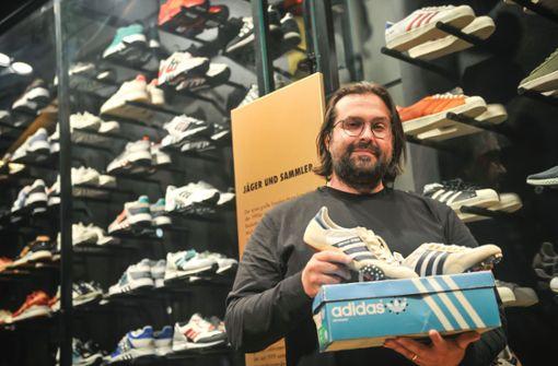 Von der Kehrwoche ins Sneakerparadies