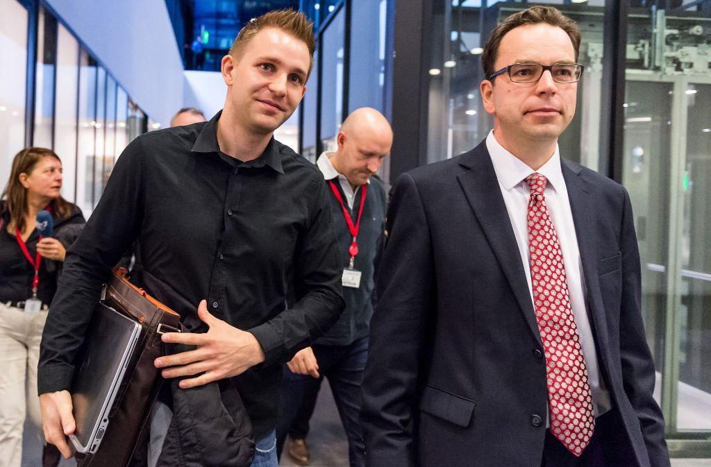 Maximilian Schrems darf Facebook verklagen – aber keine Sammelklage einreichen (Archivfoto). Foto: AP