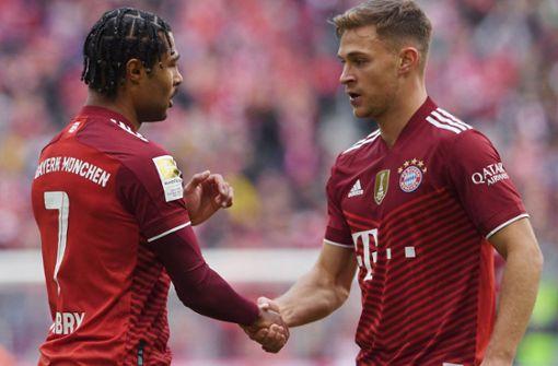 Bayern auch in Bundesliga souverän - Erneuter Wolfsburg-Rückschlag
