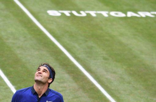 Federer scheidet aus