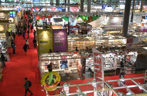 Frankfurter Buchmesse findet ohne Aussteller statt