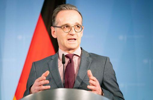 Heiko Maas startet Rückholaktion für im Ausland festsitzende Deutsche