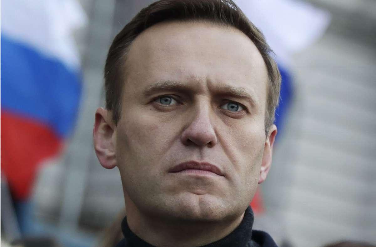 Alexej Nawalny will nach Russland zurückkehren. Foto: dpa/Pavel Golovkin