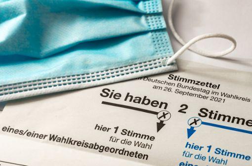 Keine Testpflicht im Wahllokal. Hier finden Sie die Corona-Regeln zur Bundestagswahl 2021 in BW im Überblick.