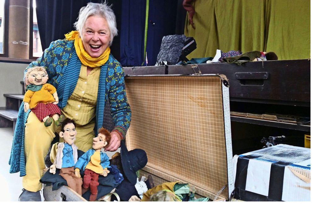 Antonie Fröhlich sorgt sich um ihr Lebenswerk. Foto: Eva Funke