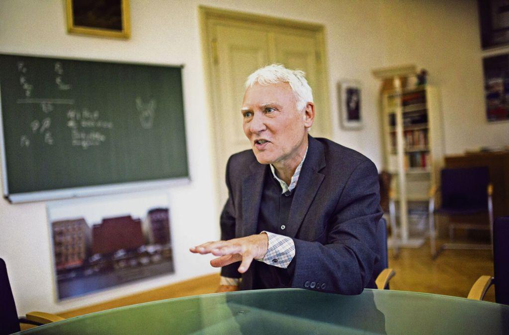 Vor allem in der Schulpolitik war Markus Raab aktiv. Foto: Ines Rudel