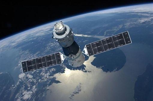 Chinesisches Raumlabor stürzt bald auf die Erde