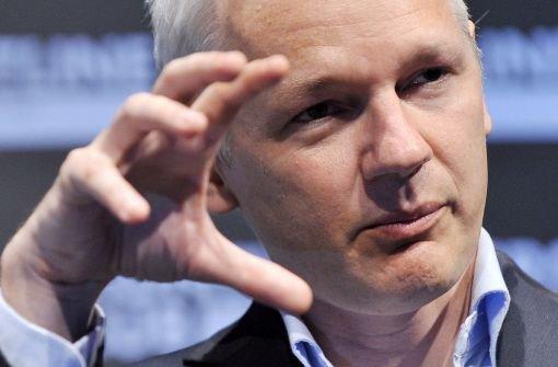 Assange kritisiert unautorisierte Veröffentlichung