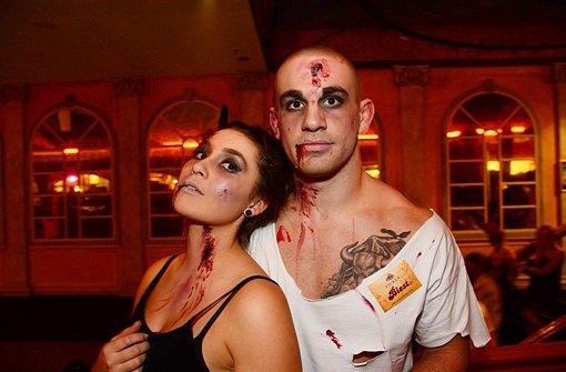 Gruselige Halloween-Party im SI-Centrum