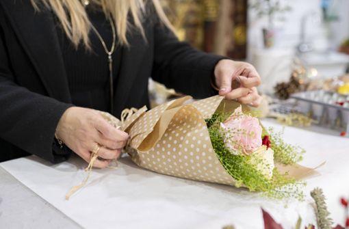 Wegen unklarer Rechtslage könnten Blumenläden dicht bleiben