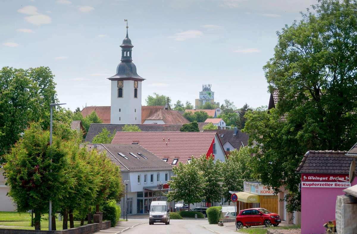 Das beschauliche Kupferzell war von Corona anteilmäßig stärker betroffen als jeder andere Ort in Baden-Württemberg. Foto: dpa/Marijan Murat