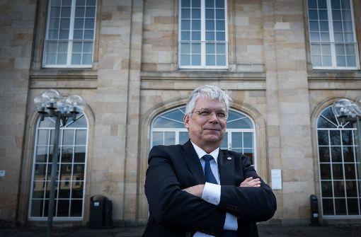 Unirektor kritisiert Gesetz zu Studiengebühren