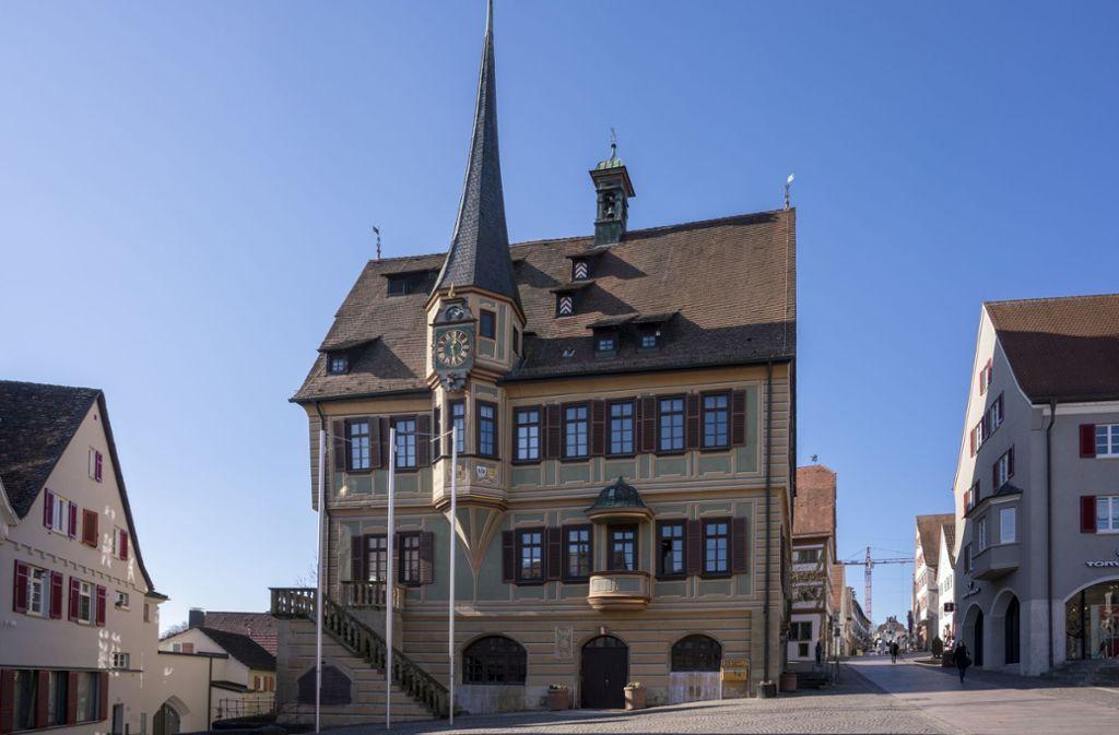 Am 8. März entscheiden die Wähler, wer im Bietigheimer Rathaus in den nächsten acht Jahren das Sagen hat Foto: factum/Andreas Weise
